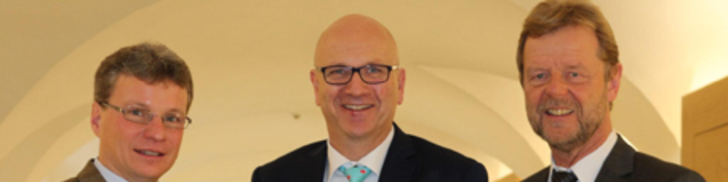 Der Bürgermeister für Abensberg